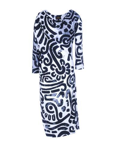 Платье до колена VIVIENNE WESTWOOD ANGLOMANIA 34698455JB