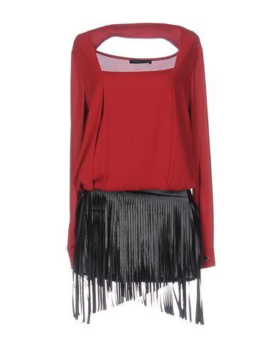 Короткое платье MANGANO 34698751SM