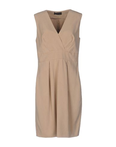 Короткое платье JO NO FUI 34699061PH