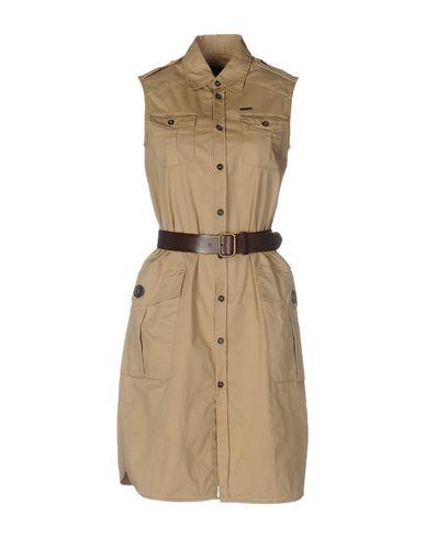 Короткое платье DSQUARED2 34699772SR