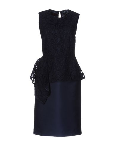 Платье до колена CAROLINA HERRERA 34699977UH