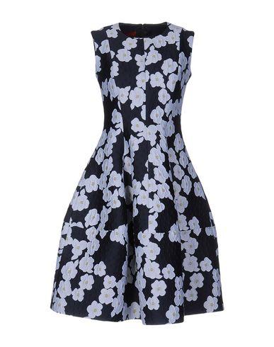 Платье до колена CAROLINA HERRERA 34699985QT