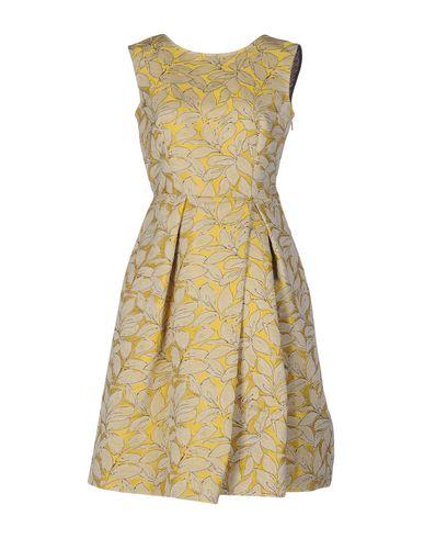 Платье до колена CAROLINA HERRERA 34700011AW