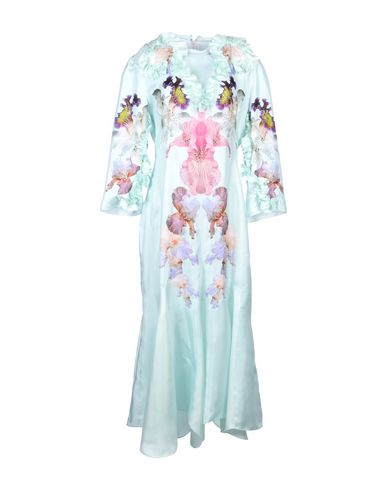 Длинное платье FRANCESCO SCOGNAMIGLIO 34700048QI