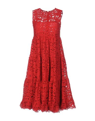 Платье до колена CAROLINA HERRERA 34700061MQ