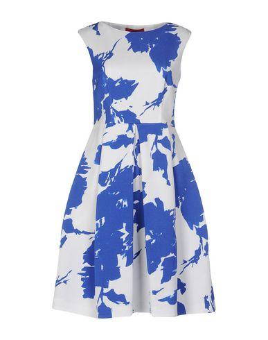 Платье до колена CAROLINA HERRERA 34700072WW