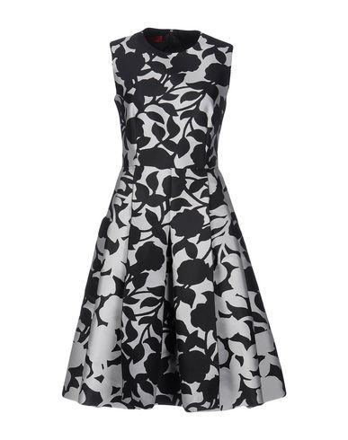 Платье до колена CAROLINA HERRERA 34700077RF