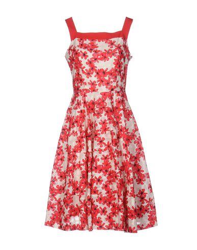 Платье до колена CAROLINA HERRERA 34700081OF