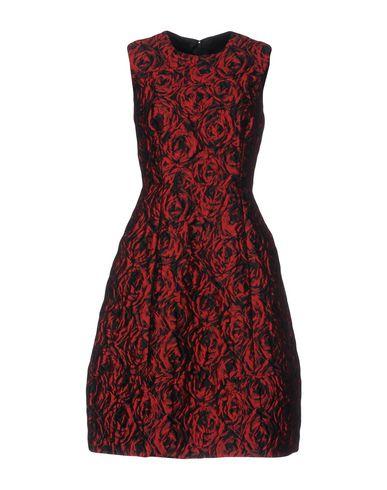 Платье до колена CAROLINA HERRERA 34700109HB