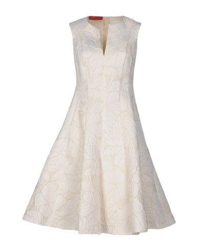 Платье до колена CAROLINA HERRERA 34700114JX