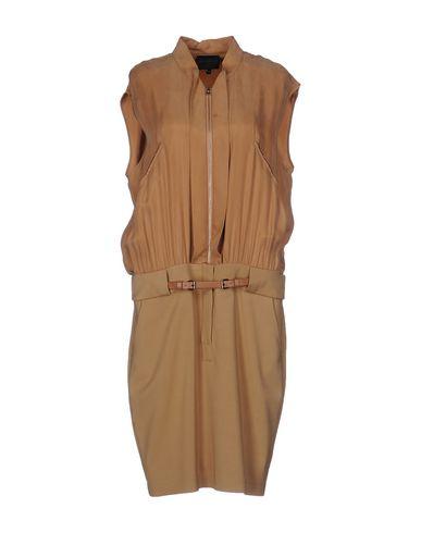 Платье до колена HOTEL PARTICULIER 34701895JD