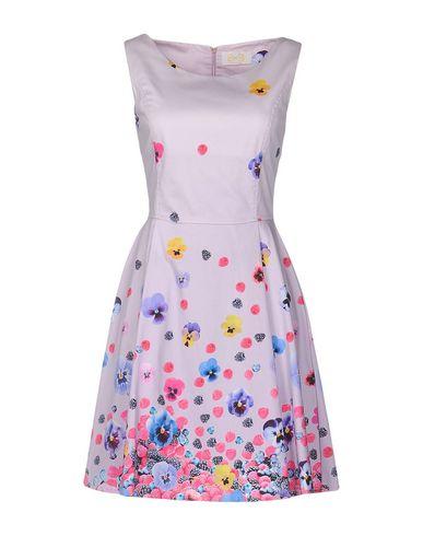 Короткое платье EAN 13 34702010WM