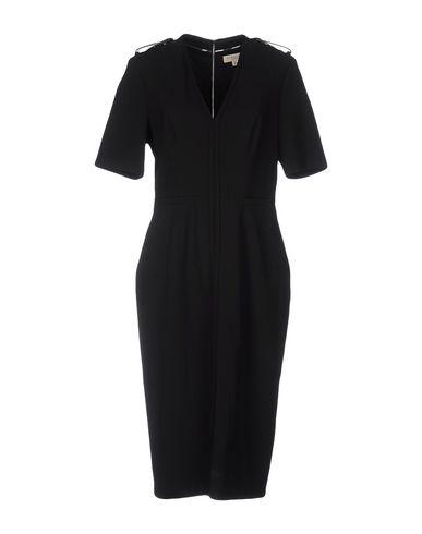 Платье до колена BURBERRY 34702216IV