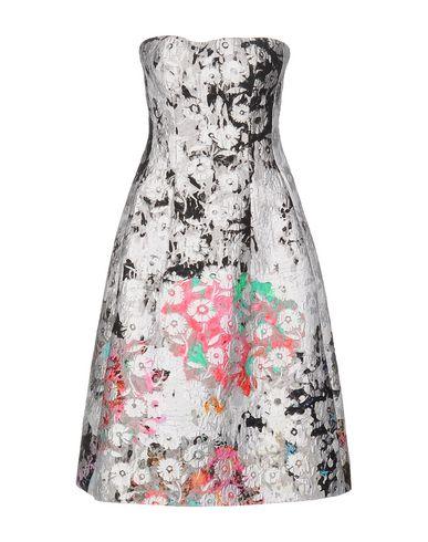 Платье до колена OSCAR DE LA RENTA 34702236ET
