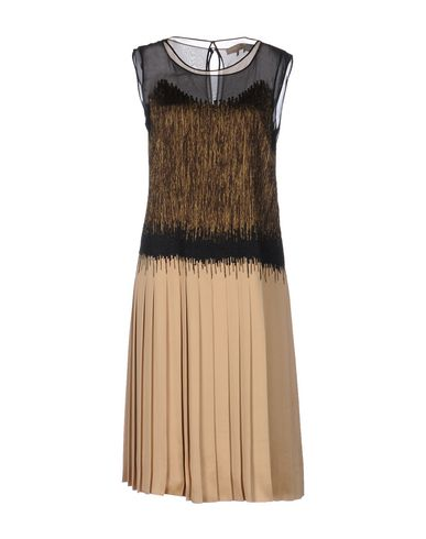 Платье до колена SALVATORE FERRAGAMO 34702918DO