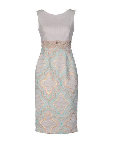 Платье до колена LE RAGAZZE DI ST. BARTH 34703545AK
