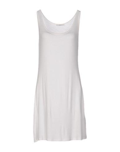 Короткое платье FAIRLY. Цвет: белый
