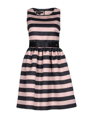 Короткое платье ALESSANDRO DELL'ACQUA 34703627LI