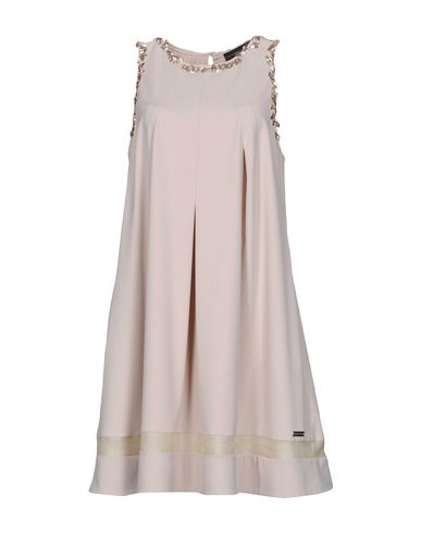 Короткое платье ALESSANDRO DELL'ACQUA 34703645UE