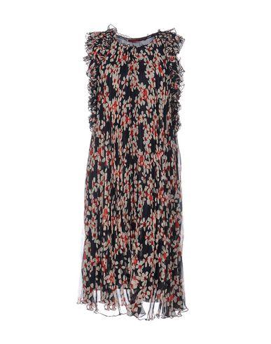 Платье до колена CAROLINA HERRERA 34703994KM
