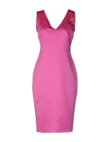 Платье до колена ALESSANDRO DELL'ACQUA 34704823KX