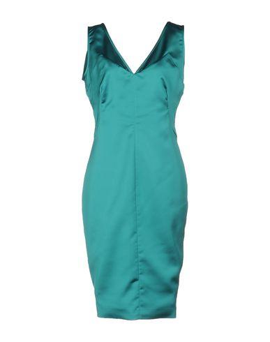 Платье до колена ALESSANDRO DELL'ACQUA 34704823VK