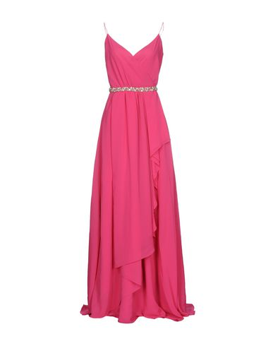 Длинное платье ALESSANDRO DELL'ACQUA 34705160SD