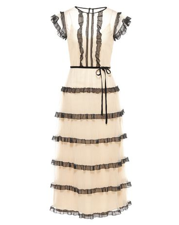 REDValentino MR3VA04R2SB 404 Dress Woman a