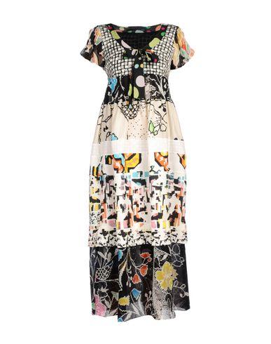 Платье длиной 3/4 MAURIZIO PECORARO 34706464IA