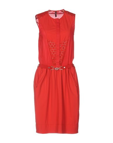 Платье до колена HIGH TECH 34707755QI