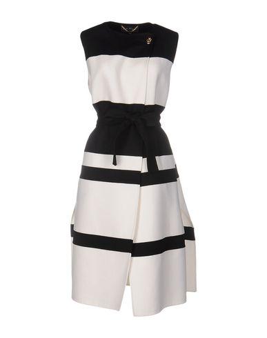 Платье до колена SALVATORE FERRAGAMO 34707876GE