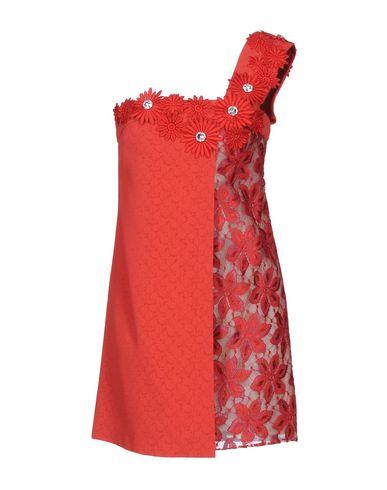Короткое платье EMANUEL UNGARO 34708130QT