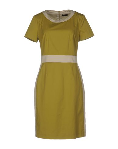 Платье до колена PESERICO 34708221CI