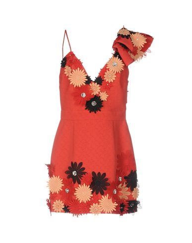 Короткое платье EMANUEL UNGARO 34708377FJ