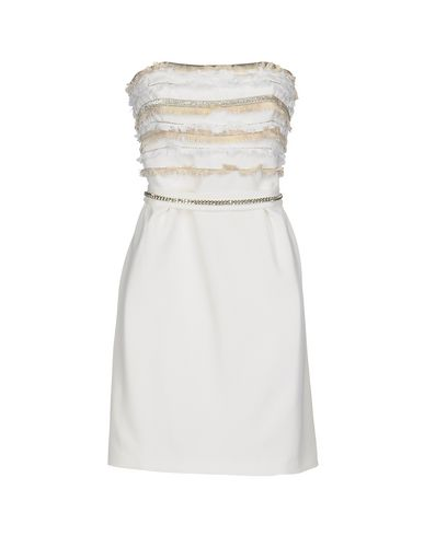 Короткое платье LIST 34708417MO