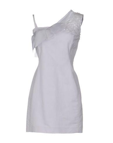 Короткое платье GATTINONI 34709268HN