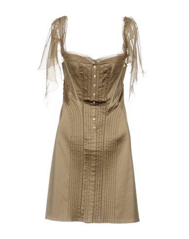 Короткое платье LA PERLA 34709335PP