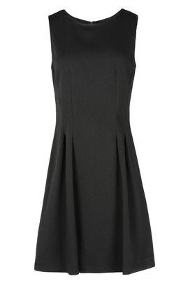 Armani Short Dresses Women bicolour 100% cotton jacqard short dress
