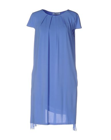 Короткое платье BLUMARINE 34709641CE
