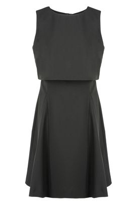 Armani Short Dresses Women short dress with cropped vest