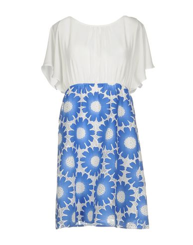 Короткое платье BLUMARINE 34711052GR
