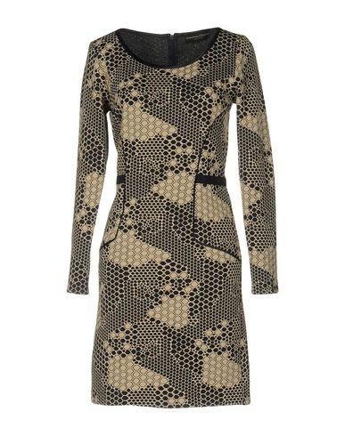 Короткое платье CRISTINA GAVIOLI COLLECTION 34711102NF