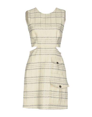 Короткое платье MSGM 34711549GD