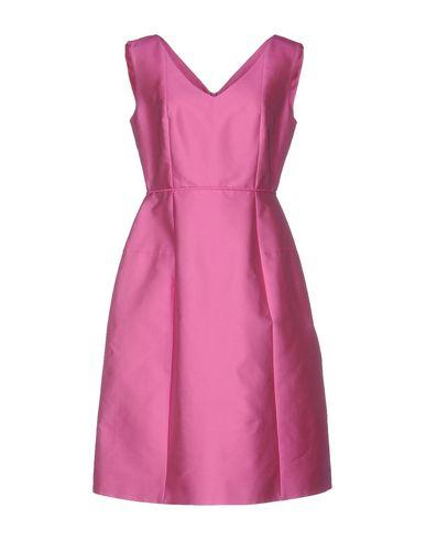 Платье до колена DICE KAYEK. Цвет: розовый