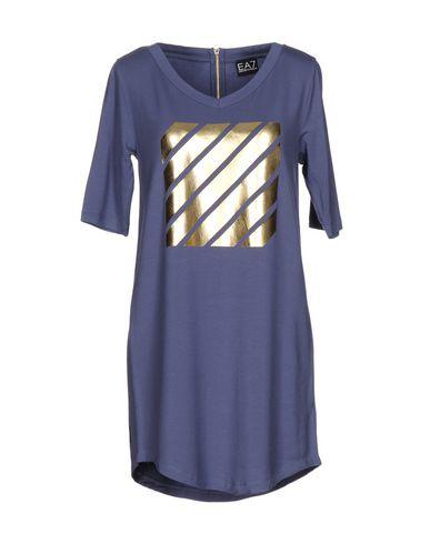 Короткое платье EA7 34712833KH