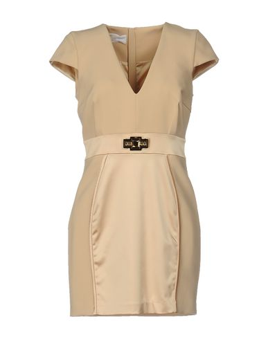 Короткое платье ELISABETTA FRANCHI GOLD 34712932CE