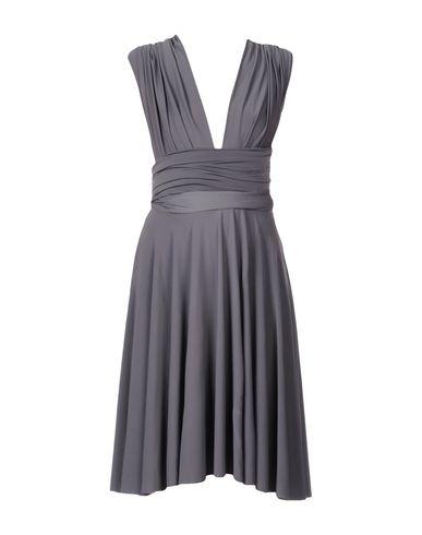 Платье до колена VON VONNI 34714299NS