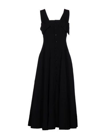 Длинное платье YOHJI YAMAMOTO 34714583IJ