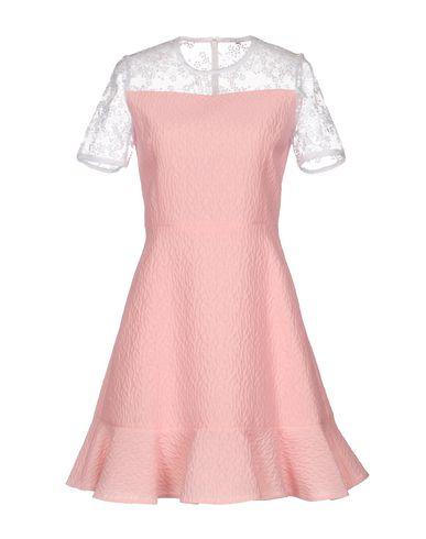 Короткое платье CARVEN 34714740RD