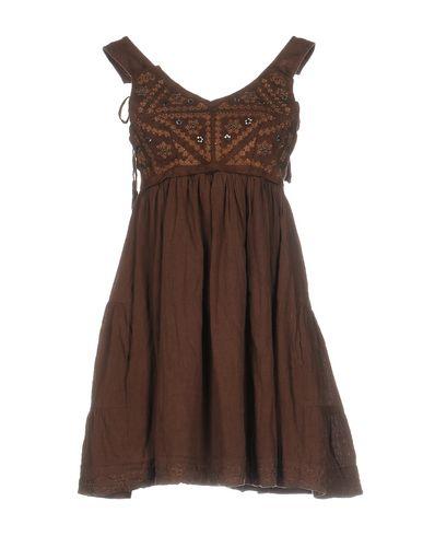 Короткое платье TWIN-SET SIMONA BARBIERI 34715586GH